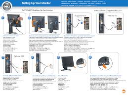 dell computer monitor 1704fpt user guide manualsonline com