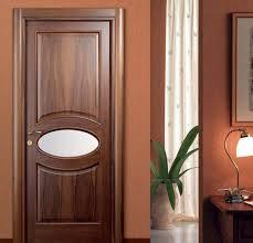 One Panel Interior Door Solid Wood Single Panel Interior Door Design Interior Home Decor