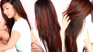 Black To Brown Ombre Hair Extensions by Ombre Hair Extensions Emily Liu Youtube