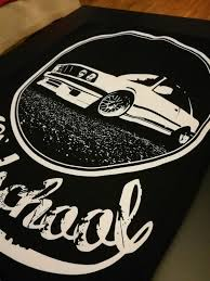 bmw vintage logo car t shirt bmw e30 old m series