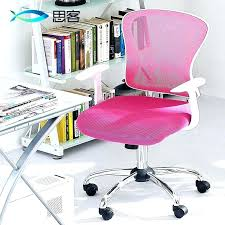pink office chair desk chairs full image for pink tufted