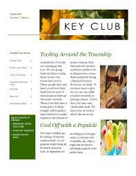 Cool Off With A Walk by Issue 1 By Nj Key Club Division 14 Issuu