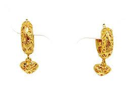 saudi arabia gold earrings 22k 24k thai baht yellow gold plated earrings jewelry buy online