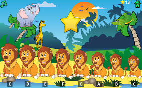 kids fun animal piano free android apps on google play
