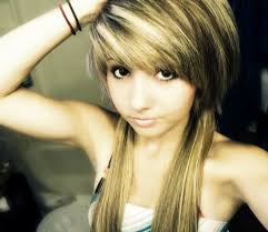 long layered hairstyles emo hairstyle for girls designs ideas