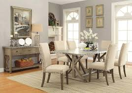 awesome cheap dining room sets white leg wooden rounded dining