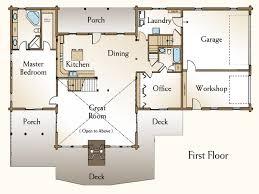 100 4 bedroom log cabin floor plans cabin homes plans