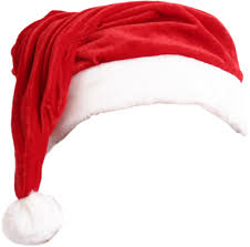 santa hat two isolated stock photo by nobacks