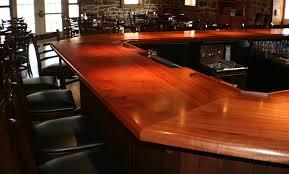 bar top sealant durata permanent waterproof bar top wood countertop finish