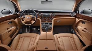 bentley orange interior 2016 geneva motor show bentley mulsanne