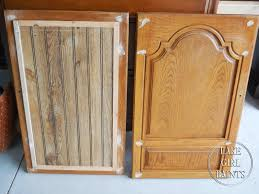 repurposing kitchen cabinets lake paints old entertainment center gets beadboard trendy