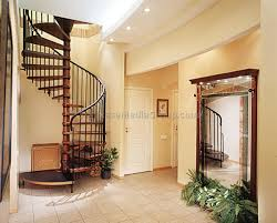 spiral staircase decorating ideas interior beauteous modern white