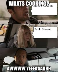 Yyyyeeeeaaaahhhh Meme - whats cooking awwww yeeeaaahhh the rock driving meme generator