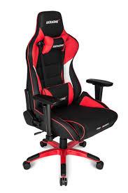 Leather Gaming Chairs Akracing Prox Gaming Chair U2013 Red Akracing Usa
