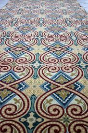 Axminster Rug Cut Pile Broadloom Carpet Woven Axminster Carpets Restaurant