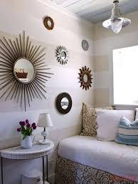 other white bedroom mirror retro home decor apartment decorating