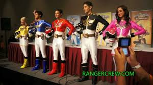 power rangers megaforce cast reveal saban brands mega panel