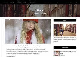 26 free blogger templates 2016 u2013 web design magazine u2013 medium