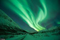 northern lights sun l inghilterra l aurora boreale nel lake district a northern lights