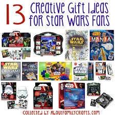 13 creative gift ideas for wars fans about family crafts