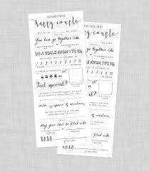 halloween mad libs invitation wedding mad libs 2661083 weddbook