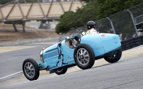 vintage bugatti race car peter giddings racing