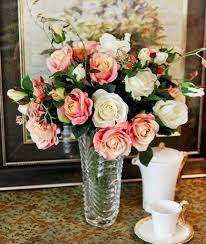 Crystal Flower Vases 59 Best Crystal Vases Images On Pinterest Floral Arrangements