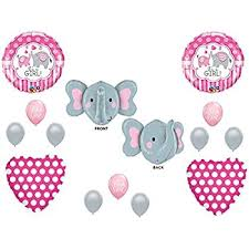 baby shower balloons one xl baby boy purple elephant baby shower balloons