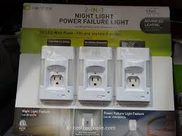 night light outlet cover capstone night light power failure light
