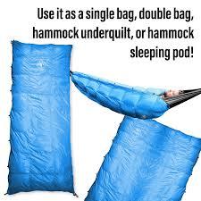amazon com outdoor vitals aerie 30 f down underquilt sleeping