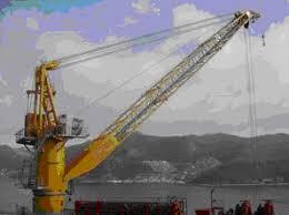 Pedestal Crane Offshore Cranes