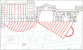 research on the lower storey of the domus aurea il cantiere