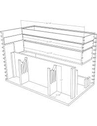 build wood plans tool chest diy plans for wood fired boiler