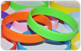 rubber wrist bracelet images Blank silicone wristbands rubber bracelets custom silicone jpg