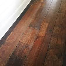 dirty top pine floors a reclaimed pine with saw marks nail