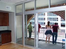 Blinds For Glass Sliding Doors by Sliding Glass Doors Best 25 Sliding Patio Doors Ideas On