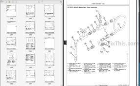 john deere 8130 8230 8330 8430 8530 repair manual tractor