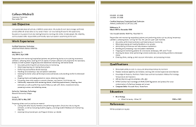 Job Resume Formats by Barista Cover Letter No Experience Sample Job And Resume Template