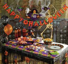 raven halloween party purple and black bathroom house design ideas