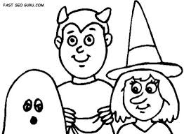 Halloween Coloring Pages Games by Halloween Vampire Costume Coloring Pages Printable 521942