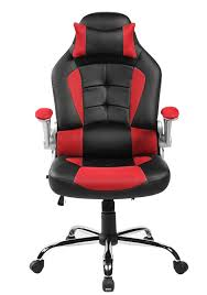 Office Chairs Without Wheels Price Amazon Com Merax High Back Ergonomic Pu Leather Office Chair