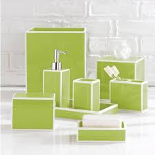 luxury bathroom accessories set luxury bath accessory sets green