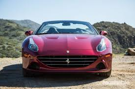 Ferrari California Back - ferrari u0027s california t is a car you can love without being into