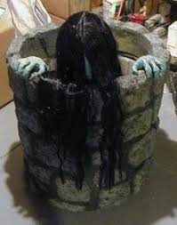 scary props i found samara the ring haunted house animated prop