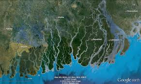 Brahmaputra River On Map Deltas And Human History Porous Places