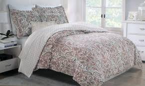 Home Goods Comforter Sets Bed U0026 Bedding Nicole Miller Bedding Comforter Set In White For