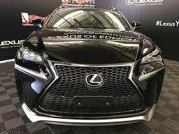 2016 lexus nx crash test used 2016 lexus nx 200t 4 door sport utility in edmonton ab ld12586
