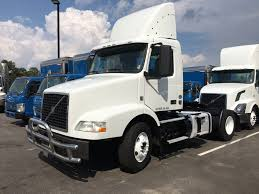 volvo tractor trailer for sale volvo single axle daycabs for sale