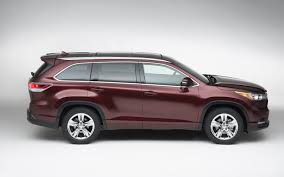 colors for toyota highlander 2014 toyota highlander 2013 york auto motor trend