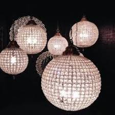 Sphere Chandelier With Crystals Chandelier Chandelier Sphere Chandelier